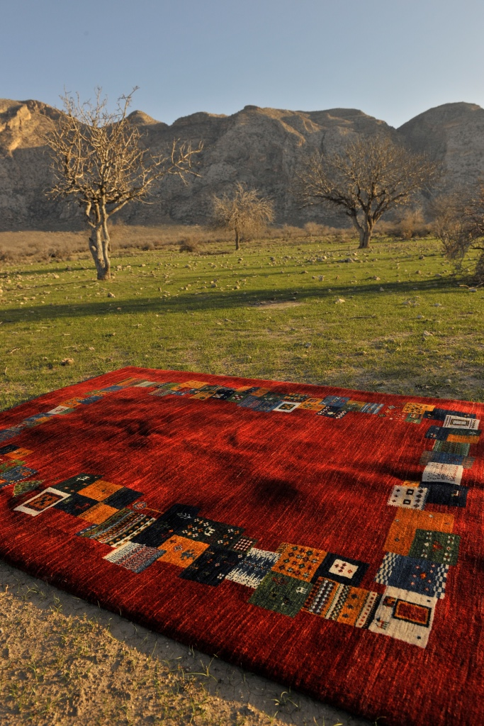 Rugs in Nature 209